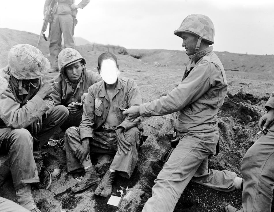 Marines In Battle Ww2 Jima during world war ii. Unsc Propaganda